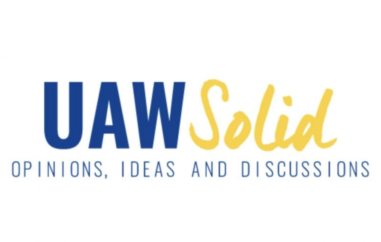UAW Solid Blog